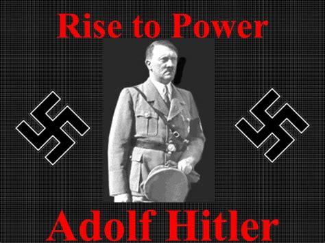 adolf hitler biography slideshare leana s hitler powerpoint