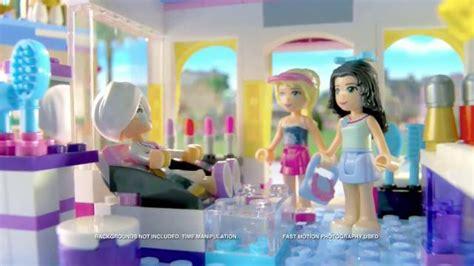 Lego Meet Up At Cafe lego friends heartlake shopping mall tv spot meet up ispot tv