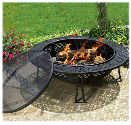 diy pit mesh cobraco mesh pit with screen and cover on sale today only 119 99 normally 250