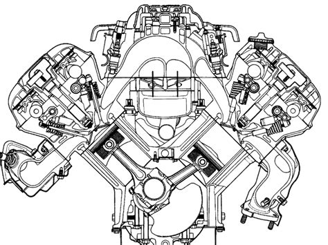 engine cross section na1 nsx engine cross section nsx prime photo gallery