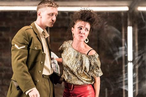 michelle fairley road mike noble and michelle fairley in road by johan persson
