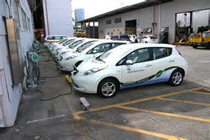 Electric Vehicle Charging Stations Kauai Evsolutions Study Ev Charging And Clean