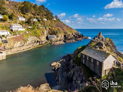 Polperro rentals in a house for your holidays with IHA direct