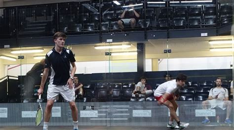 Fordham Mba Class Schedule by Squash Concludes Uk Tour In