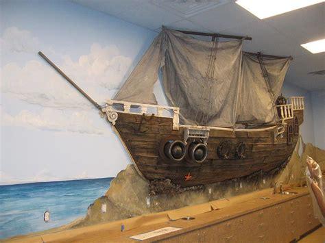 wal schip pirate ship wall mural google search murals