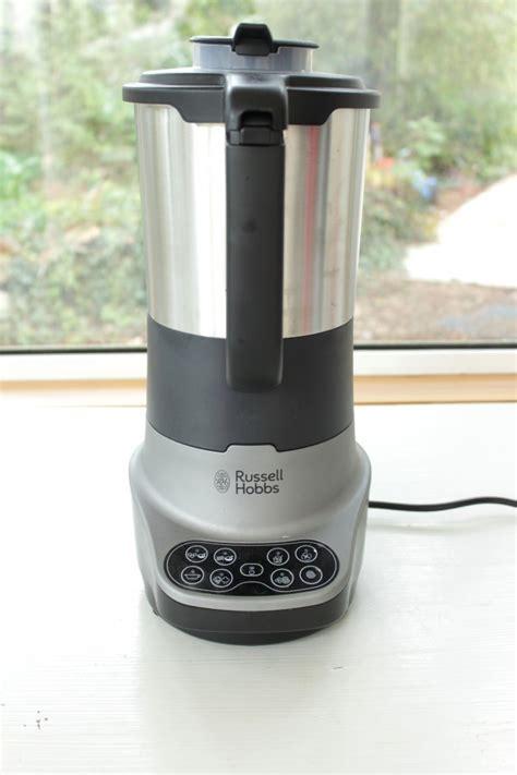Blender Russel Hobbs recette blender chauffant hobbs