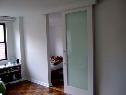 Bathroom Sliding Doors Interior Inside Doors Frosted Glass Sliders My Green House