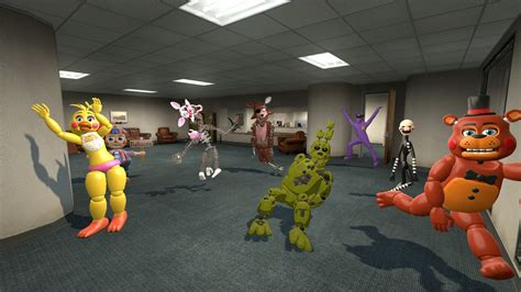 mod garry s mod five nights at freddy s harlem shake five nights at freddy s 3 version garry s