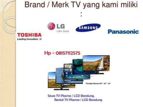 Tv Samsung Di Bandung hp 08522060227 sewa tv bandung sewa tv plasma bandung