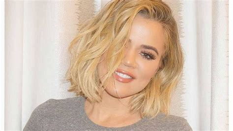 Khloe Hairstyles by Khloe Debuts Haircut See New
