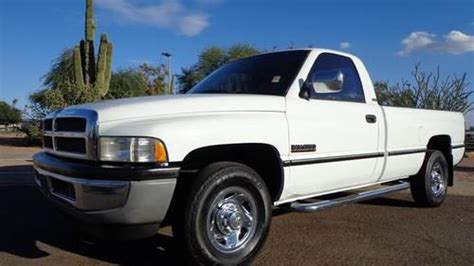 how does cars work 1994 dodge ram 2500 spare parts catalogs find used 1994 dodge ram 2500 slt laramie 12 valve 5 9 cummins turbo diesel no reserve az in