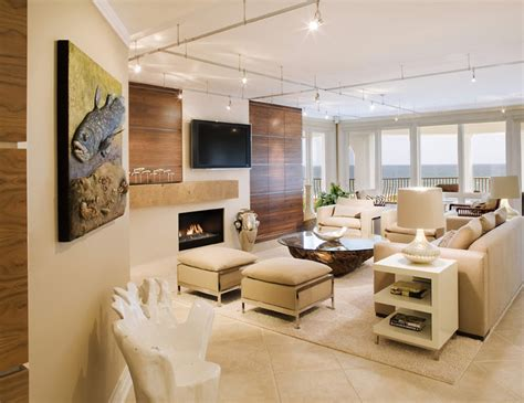 modern apartment interior design in warm and style warm contemporary contemporary living room