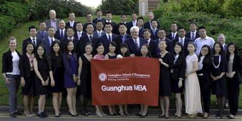 Guanghua School Of Management Mba by Visit Wbs To Learn About European Market News