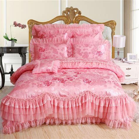4pc 5pc 6pc 8pc 9pc 10pc available wedding bedding set
