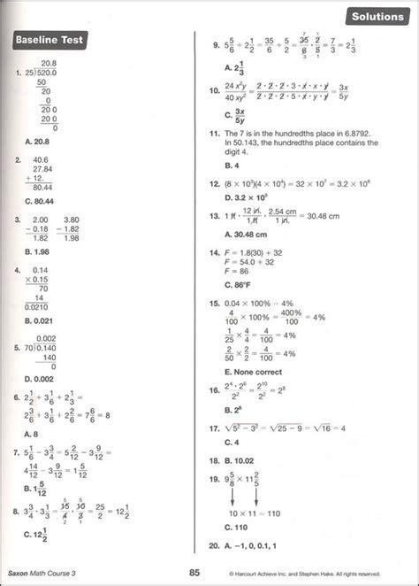 holt mathematics course 3 answers holt mathematics course 3 answers