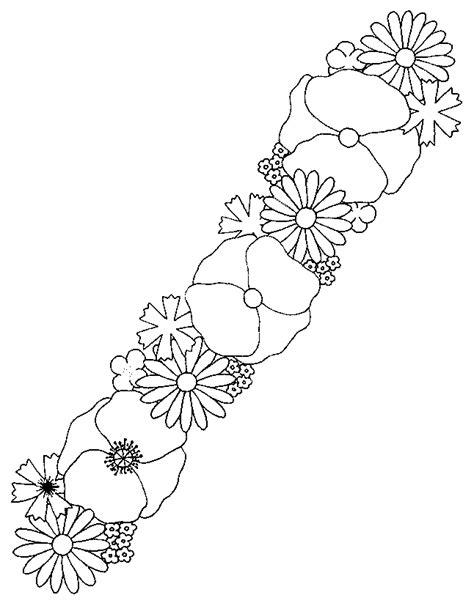 Couronne De Fleur Dessin Facile