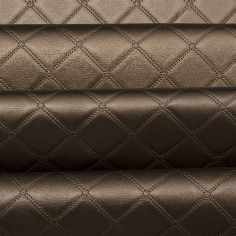 boat leather upholstery bentley diamond stitch embossed effect cer boat