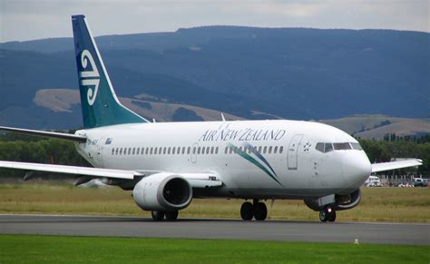 air new zealand air new zealand s boeing 737 retires the last of air new