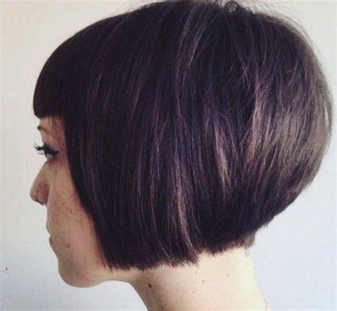 short stacked bob with bangs 459 best images about short hair on pinterest ellen