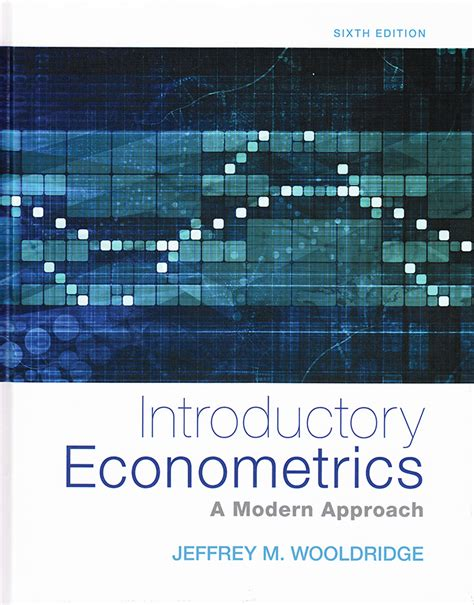 wooldridge econometric analysis of cross section and panel data stata bookstore econometrics