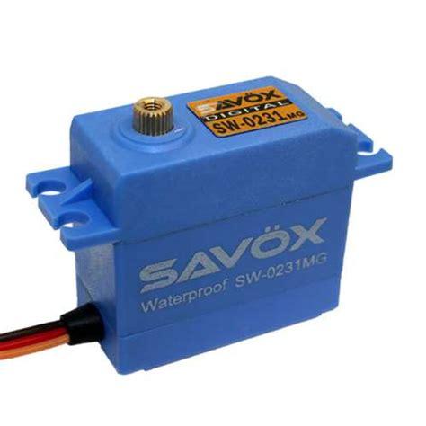Savox Sw0231mg Waterproof High Torque Std Metal Gear Digital Servo savox sw0231mg std waterproof digital servo