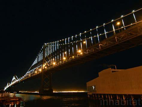 The Bay Lights By Leo Villareal 171 Inhabitat Green Design Lights In San Francisco