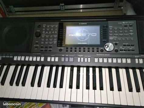 Keyboard Yamaha Psr S970 Second yamaha psr s970 image 2040208 audiofanzine
