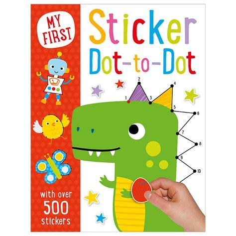 Sticker Dot A Dot my sticker dot to dot make believe ideas uk
