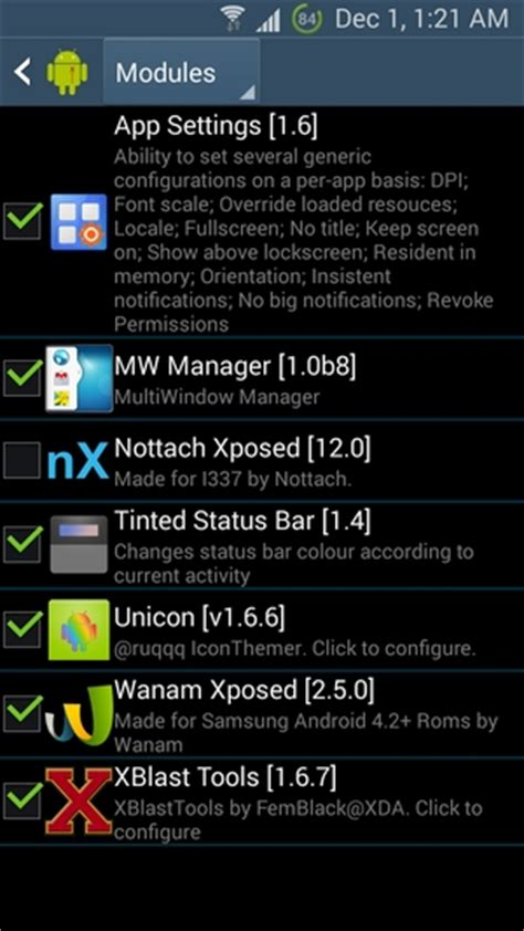 xposed modules apk make statusbar transparent change it according to app color