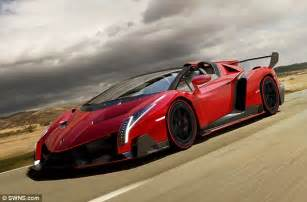 How Much Does A Lamborghini Cost Uk Lamborghini Launch Most Expensive Car In World Veneno