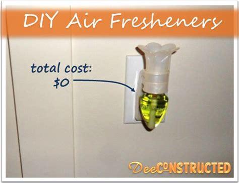 Air Freshener House Diy 25 Best Ideas About Air Freshener Refills On