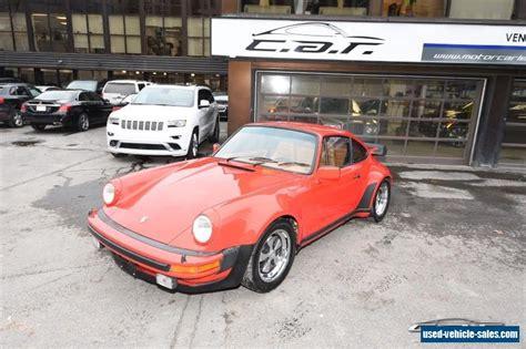 Porsche 930 For Sale Canada by 1979 Porsche 911 For Sale In Canada