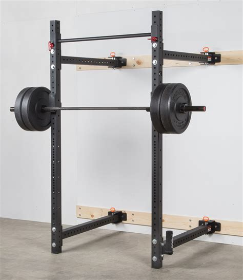 Wall Rack by Rogue Rml 3w Fold Back Wall Mount Rack Rogue Fitness