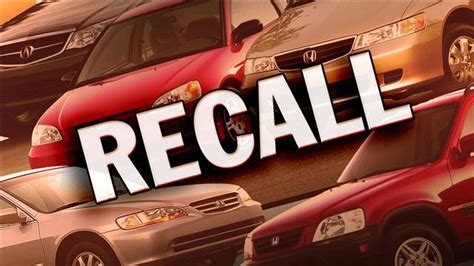 how to your recall how recalls can affect your auto insurance