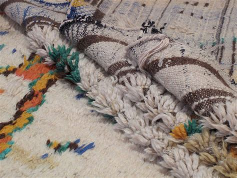 whimsical rugs whimsical azilal rug at 1stdibs