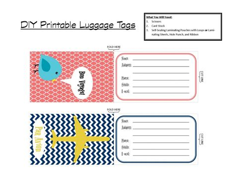 printable luggage tags template air canada printable tags with that in mind i ve created a set of