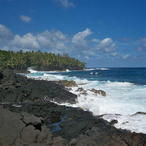 black sand island kalapana black sand beach big island where i live