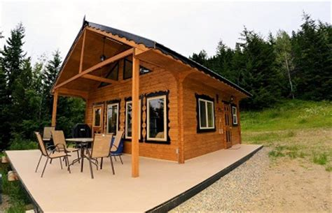 Small Home Kits Canada Building The Finest Prefabricated Wood Cottages Cabins
