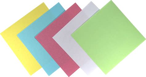 What To Make With Coloured Paper - color paper cube 500 sheets 80x80mm 183 stationery