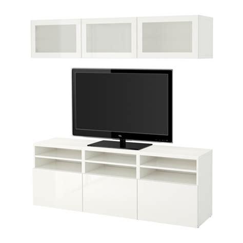 ikea besta tv stand review best 197 tv storage combination glass doors white selsviken