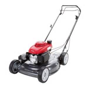 home depot lawnmowers honda 21 in single speed self propelled mower hrs216ska