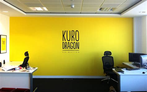 office wall design yellow feature wall google search studio pinterest