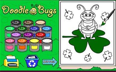 doodle bug doodle bug rhyme web activities northland pines school district carrie