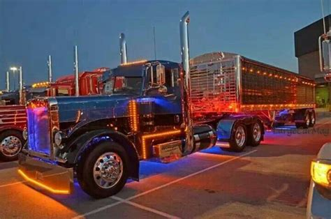 36 best images about lights on big rigs on pinterest