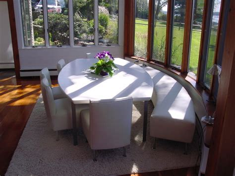 dining room booths booths and banquettes modern dining room boston by