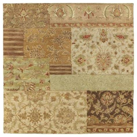 8x8 shag rug kaleen calais orleans bronze 8 ft x 8 ft square area rug 7502 18 8x8 the home depot