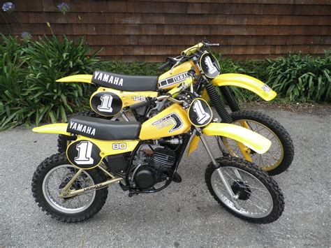 80cc motocross bikes for sale my dirt bike as a kid 1981 yamaha yz 80 i freakin loved