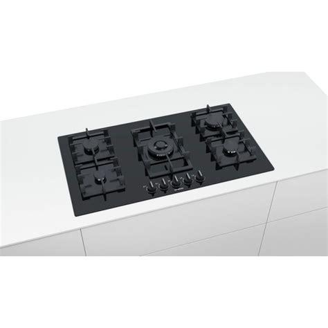 piano cottura cristallo nero piano cottura siemens ep9a6qb90 cristallo nero 90 cm fab