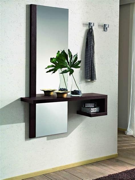 ingressi moderni calligaris pa252 mobile ingresso moderno con specchio e appendini