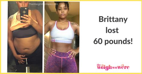 weight loss tips from brittany tankard brittany 60 pounds lost weight loss transformation h the
